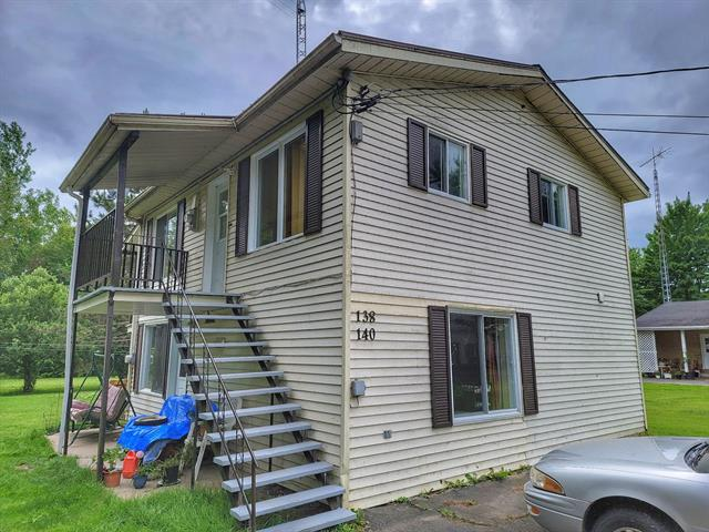 Duplex à vendre à Maddington Falls, Centre-du-Québec, 138 - 140, Route  261, 9214614 - Centris.ca
