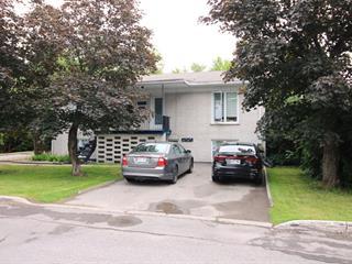 Triplex for sale in Saguenay (Chicoutimi), Saguenay/Lac-Saint-Jean, 515 - 519, Rue  Bécard, 10557578 - Centris.ca