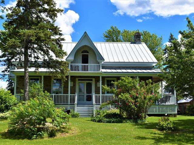 Maison à vendre à Hinchinbrooke, Montérégie, 2053, Chemin d'Athelstan, 23846296 - Centris.ca