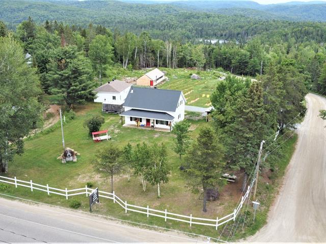 Hobby farm for sale in Sainte-Lucie-des-Laurentides, Laurentides, 520, Chemin des Hauteurs, 12663480 - Centris.ca