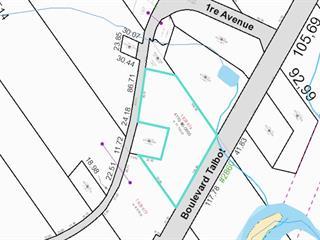 Terrain à vendre à Stoneham-et-Tewkesbury, Capitale-Nationale, 1re Avenue, 18979249 - Centris.ca