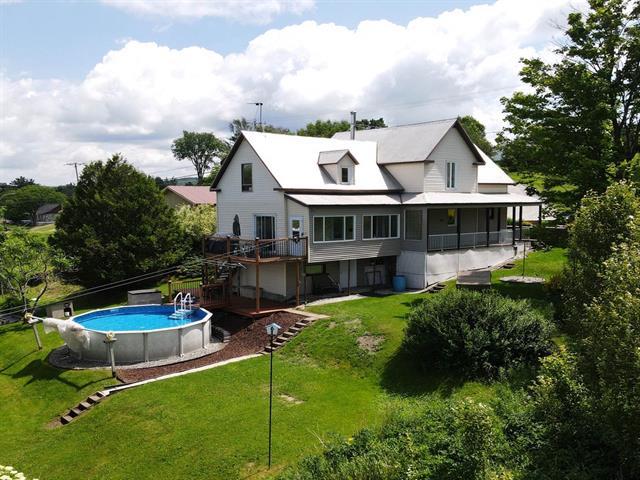 House for sale in Saint-Jacques-de-Leeds, Chaudière-Appalaches, 535, Rue  Principale, 24271649 - Centris.ca