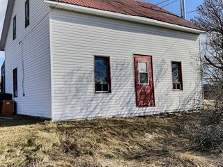 Chalet à vendre à Audet, Estrie, 108, Chemin  Vallerand, 10880110 - Centris.ca