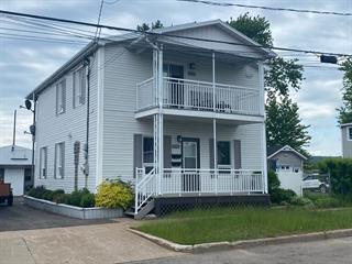 Duplex for sale in La Tuque, Mauricie, 407 - 409, Rue  Saint-Benoît, 16074358 - Centris.ca