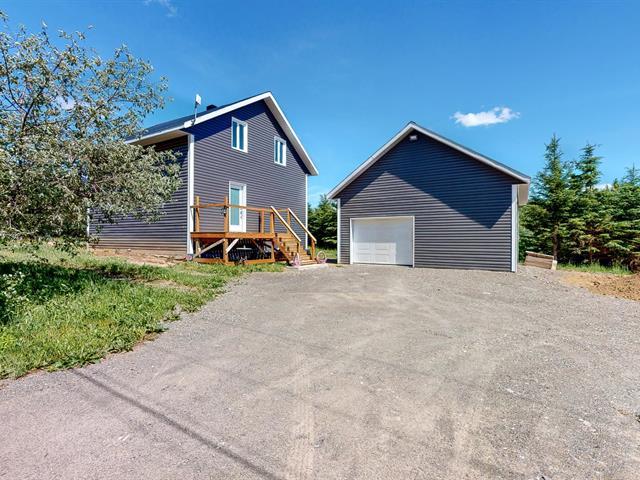 Maison à vendre à Sainte-Rita, Bas-Saint-Laurent, 49, 4e Rang, 23850029 - Centris.ca