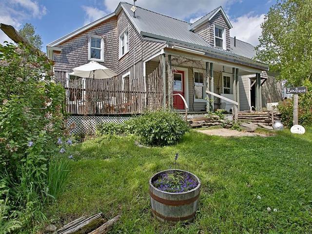 Fermette à vendre à Martinville, Estrie, 277, Chemin  Bulwer, 24822034 - Centris.ca