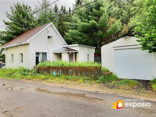Maison à vendre à Rivière-à-Pierre, Capitale-Nationale, 250, Rue des Loisirs, 27507073 - Centris.ca
