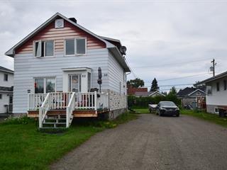 Duplex for sale in La Sarre, Abitibi-Témiscamingue, 82 - 84, 6e Avenue Ouest, 25084834 - Centris.ca