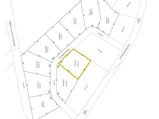 Terrain à vendre à Fossambault-sur-le-Lac, Capitale-Nationale, Rue des Bruants, 14882814 - Centris.ca