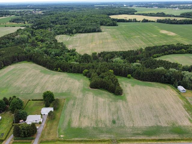 Terre à vendre à Saint-Pie-de-Guire, Centre-du-Québec, 485, 13e Rang Est, 18301476 - Centris.ca