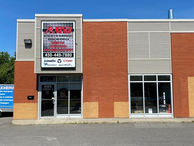 Business for sale in Boucherville, Montérégie, 691, Chemin du Lac, suite 1, 13178767 - Centris.ca