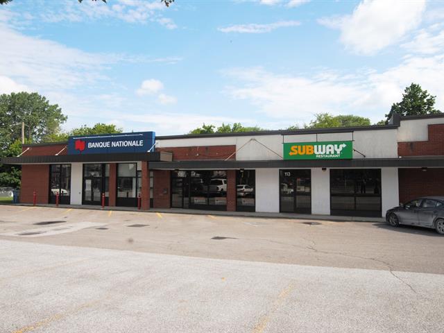 Local commercial à louer à Farnham, Montérégie, 105, Rue  Principale Est, 18617402 - Centris.ca