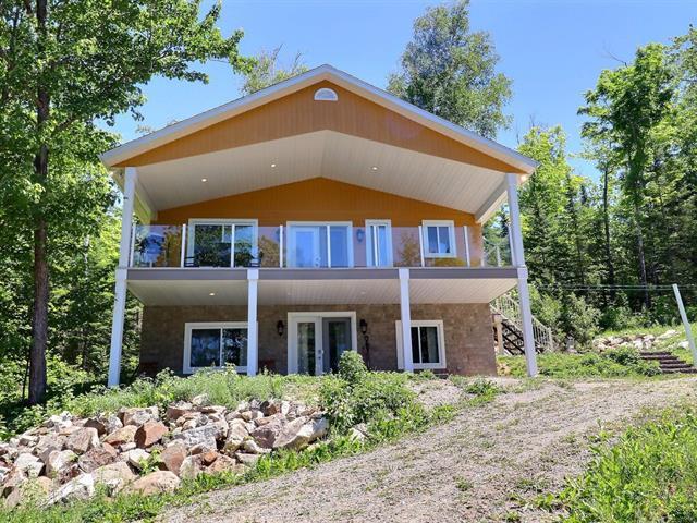 Maison à vendre à Notre-Dame-du-Laus, Laurentides, 3, Chemin de la Barbotte, 25398987 - Centris.ca