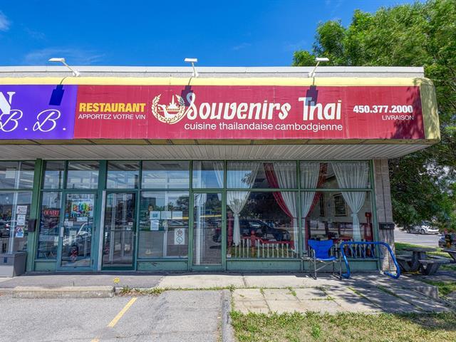 Bâtisse commerciale à louer à Salaberry-de-Valleyfield, Montérégie, 71, Rue  Dufferin, 18117528 - Centris.ca