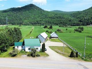 Farm for sale in Baie-Saint-Paul, Capitale-Nationale, 652, Chemin  Saint-Laurent, 17225350 - Centris.ca