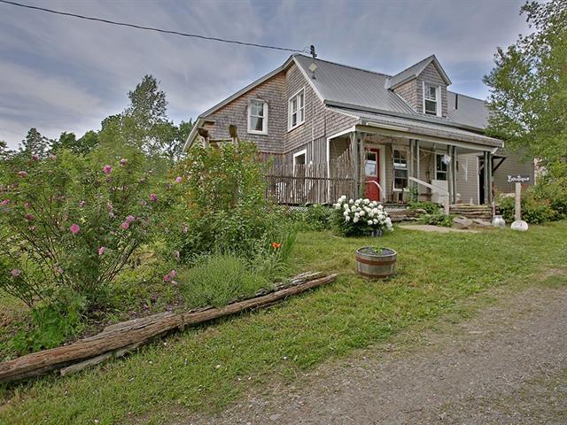 Hobby farm for sale in Martinville, Estrie, 277, Chemin  Bulwer, 24822034 - Centris.ca