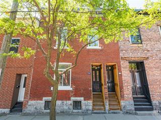 Duplex for sale in Montréal (Le Sud-Ouest), Montréal (Island), 548 - 550, Rue  Bourgeoys, 12798429 - Centris.ca