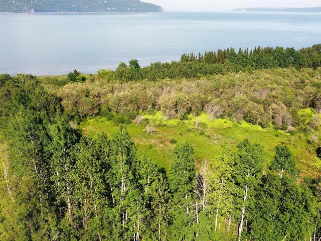 Terrain à vendre à Baie-Saint-Paul, Capitale-Nationale, Chemin de la Pointe, 12944514 - Centris.ca