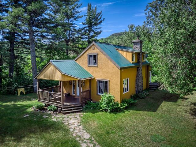 Cottage for sale in Saint-Mathieu-du-Parc, Mauricie, 2030, Chemin  Saint-François, 28507526 - Centris.ca