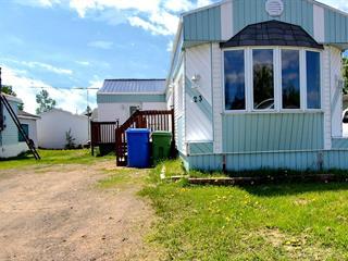 Mobile home for sale in Sept-Îles, Côte-Nord, 23, Rue des Plaquebières, 12836329 - Centris.ca