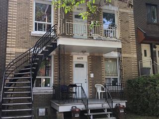 Duplex à vendre à Montréal (Le Sud-Ouest), Montréal (Île), 6675 - 6677, Rue  Briand, 22077690 - Centris.ca