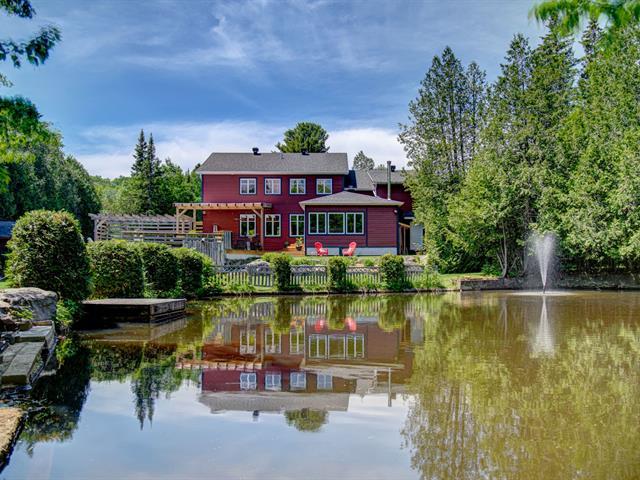 House for sale in Sainte-Adèle, Laurentides, 3085, Chemin du Mont-Sauvage, 21053090 - Centris.ca