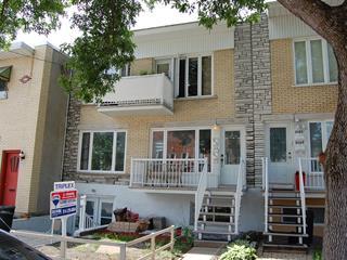 Triplex for sale in Montréal (Mercier/Hochelaga-Maisonneuve), Montréal (Island), 8477 - 8479, Rue  Ontario Est, 24996636 - Centris.ca