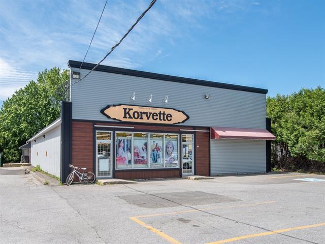 Bâtisse commerciale à vendre à Saint-Pie, Montérégie, 137, Avenue  Sainte-Cécile, 28124451 - Centris.ca