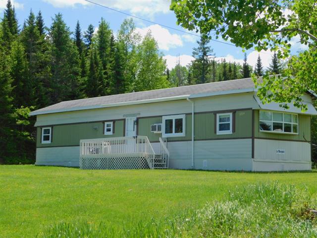Maison mobile à vendre à Gaspé, Gaspésie/Îles-de-la-Madeleine, 1019, boulevard de York Ouest, 24485944 - Centris.ca