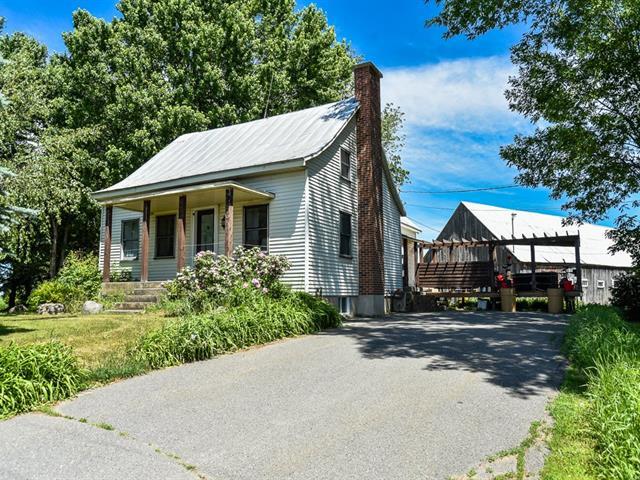 Hobby farm for sale in Yamaska, Montérégie, 240, Rang de l'Île-du-Domaine Ouest, 9591512 - Centris.ca