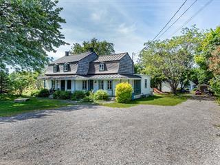 House for sale in Saint-Pierre-de-l'Île-d'Orléans, Capitale-Nationale, 1631, Chemin  Royal, 25340278 - Centris.ca