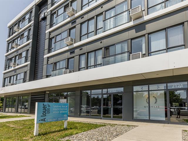 Commercial unit for rent in Québec (Sainte-Foy/Sillery/Cap-Rouge), Capitale-Nationale, 2120 - 2138, Chemin  Sainte-Foy, 26159648 - Centris.ca