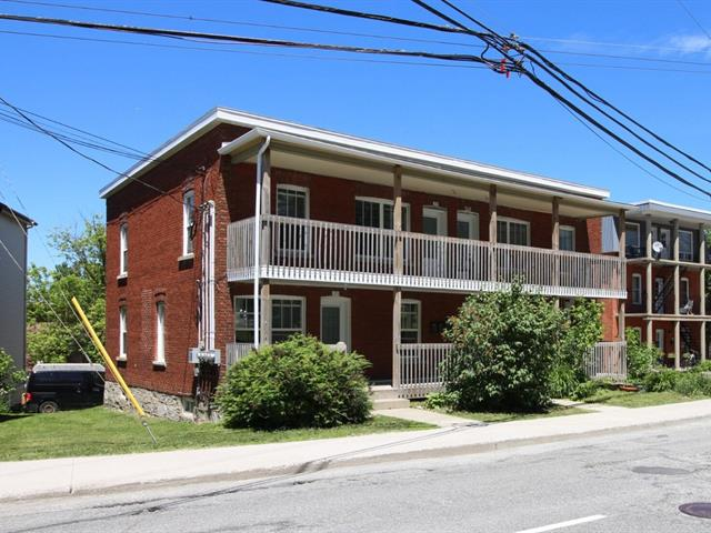 Quadruplex à vendre à Sherbrooke (Les Nations), Estrie, 1211 - 1217, Rue  Galt Ouest, 19209304 - Centris.ca