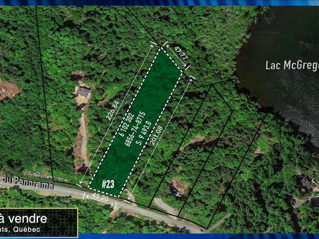 Terrain à vendre à Val-des-Monts, Outaouais, 23, Chemin du Panorama, 27198469 - Centris.ca