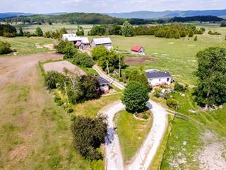 Farm for sale in La Pêche, Outaouais, 256A-B, Chemin des Érables, 14183681 - Centris.ca