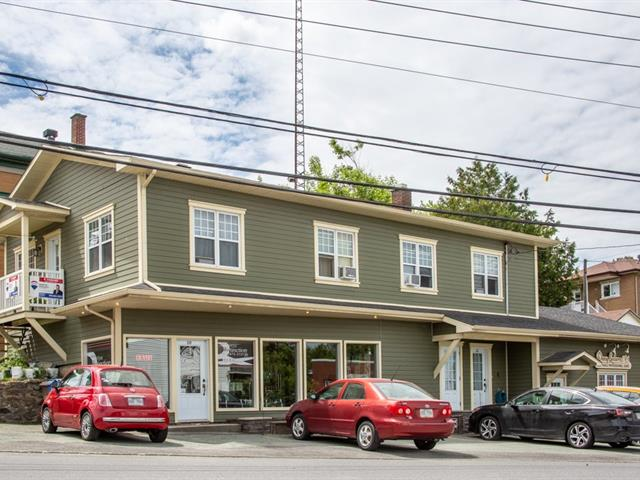 Quadruplex à vendre à Cookshire-Eaton, Estrie, 10Z - 14Z, Rue  Bibeau, 24265155 - Centris.ca