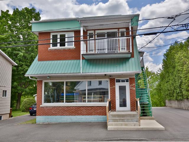 Duplex à vendre à Acton Vale, Montérégie, 1334 - 1338, Rue  Saint-André, 28825581 - Centris.ca