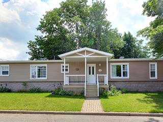 Maison mobile à vendre à Lévis (Desjardins), Chaudière-Appalaches, 100, Rue de la Rosée, 27851628 - Centris.ca
