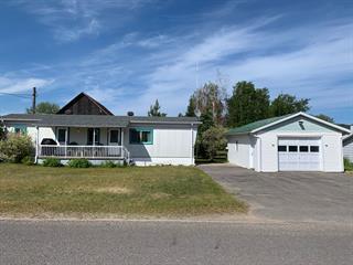 Maison mobile à vendre à Saint-Michel-des-Saints, Lanaudière, 170, Rue  Saint-Jean-Baptiste, 22534158 - Centris.ca