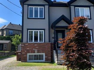 Condominium house for sale in Sherbrooke (Brompton/Rock Forest/Saint-Élie/Deauville), Estrie, 2842 - 2844, Rue de Trois-Rivières, 19785346 - Centris.ca