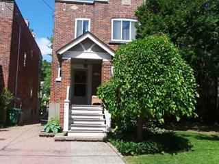 House for rent in Montréal (Côte-des-Neiges/Notre-Dame-de-Grâce), Montréal (Island), 4411, Avenue  Madison, 24018743 - Centris.ca