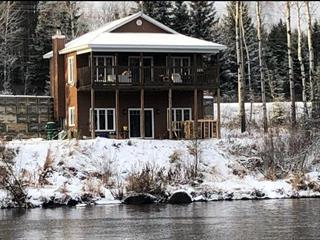 Maison à louer à Lac-des-Écorces, Laurentides, 724, Chemin du Pont, 27126775 - Centris.ca