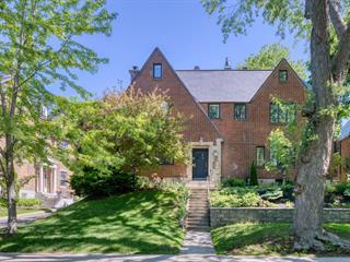 House for sale in Westmount, Montréal (Island), 693, Avenue  Grosvenor, 21255237 - Centris.ca
