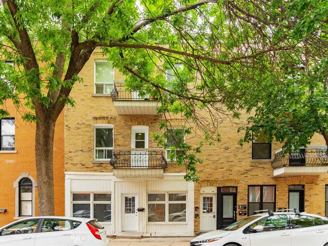 Triplex for sale in Montréal (Mercier/Hochelaga-Maisonneuve), Montréal (Island), 599 - 603, Avenue  William-David, 13026087 - Centris.ca