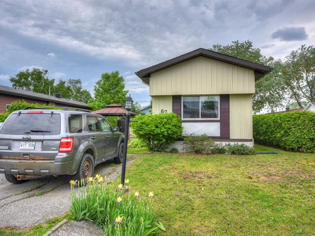 Mobile home for sale in Gatineau (Masson-Angers), Outaouais, 67, Rue  LaSalle, 13686916 - Centris.ca