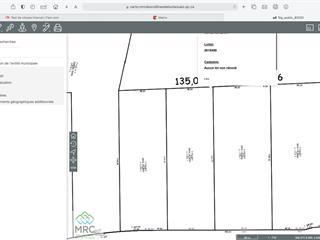 Lot for sale in Cantley, Outaouais, 38, Rue du Versant, 10063401 - Centris.ca