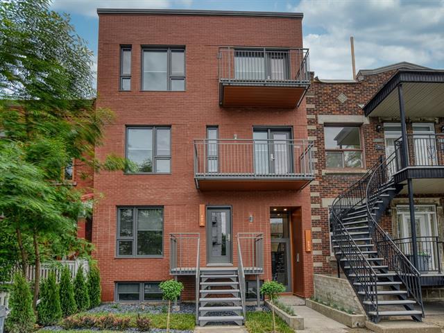 Condo / Appartement à louer à Montréal (Ahuntsic-Cartierville), Montréal (Île), 8878, Rue  Lajeunesse, app. 4, 27779838 - Centris.ca