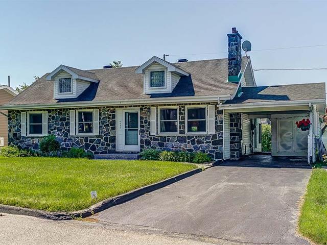 House for sale in Sherbrooke (Les Nations), Estrie, 4030, Rue de Montjoie, 13527612 - Centris.ca