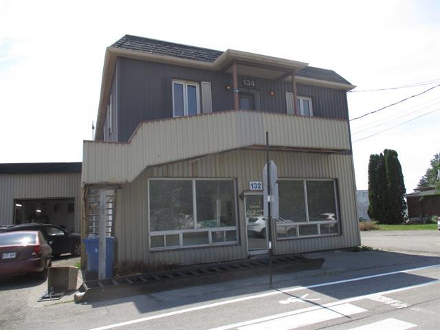 Local commercial à louer à Saint-Stanislas-de-Kostka, Montérégie, 132, Rue  Centrale, 19558390 - Centris.ca