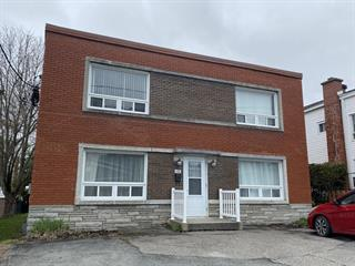 Immeuble à revenus à vendre à Sherbrooke (Fleurimont), Estrie, 115, 8e Avenue Sud, 14048827 - Centris.ca